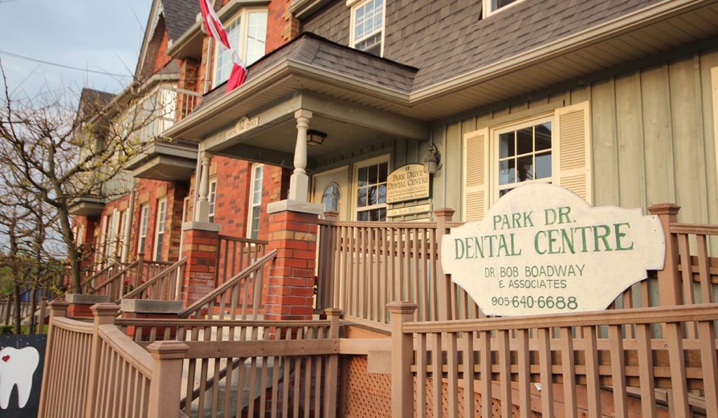 Park Drive Dental office building